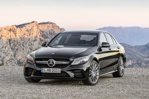 Mercedes-AMG C43 4MATIC 2018