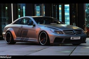 Prior Design Mercedes CL