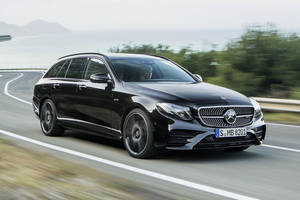 Nouvelle Mercedes-AMG E43 4MATIC break