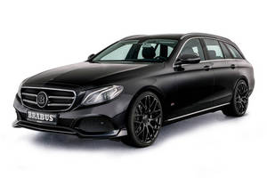 Mercedes Classe E break par Brabus