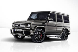 AMG G 63 et G 65 Exclusive Edition
