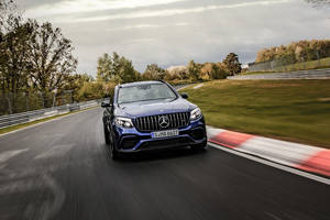 Mercedes-AMG GLC 63 S : record sur le Ring