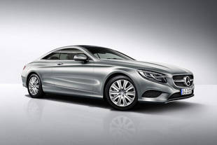 Nouvelle Mercedes-Benz S 400 4MATIC Coupé