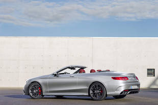 Mercedes-AMG S 63 4MATIC Cabriolet « Edition 130 »