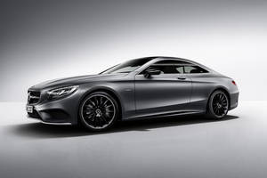Mercedes Classe S Coupé Night Edition