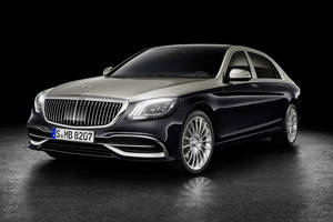Restylage pour la Mercedes-Maybach Classe S