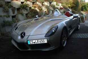 Mercedes SLR Stirling Moss en vente