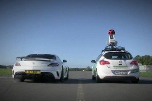 Top Gear reçoit Google Street View