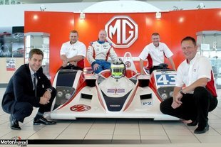 MG en Le Mans Series