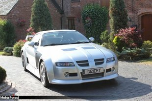 MG MG X Power SV-R 2005 aux ench�res