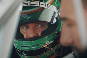 Michael Fassbender Road to Le Mans