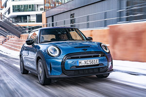 Nouvelle finition Electric Collection pour la MINI Cooper SE