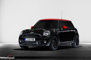 Restylage Mini John Cooper Works