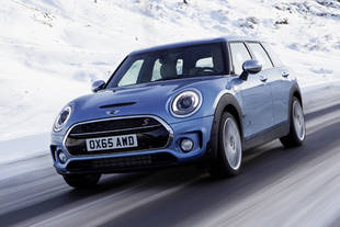 Le Mini Clubman passe en mode ALL4
