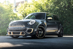 MINI John Cooper Works GP par Manhart