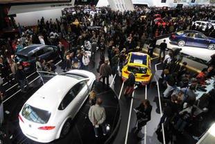 Mondial automobile 2008 : Actualités du Mondial automobile 2008