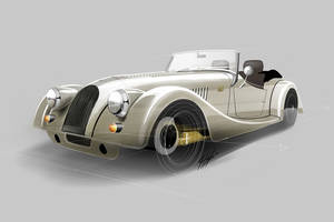 Morgan Plus 4 70th Anniversary Edition