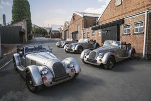 Morgan Plus 4 70th Anniversary Edition : premiers exemplaires