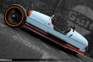 Morgan Three-Wheeler Gulf