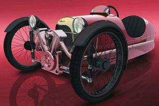 actualit morgan trois roues motorlegend. Black Bedroom Furniture Sets. Home Design Ideas