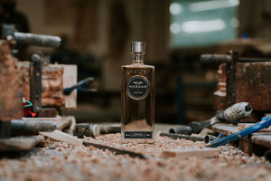 Morgan x Piston Gin : un gin signé Morgan
