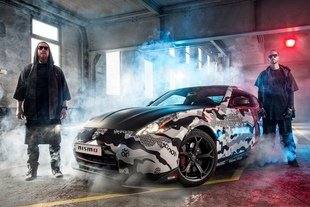 Une 370Z Nismo au Gumball 3000 Rally