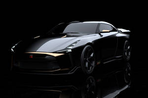 La Nissan GT-R50 en production ?