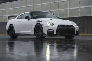 New York : Nissan GT-R Nismo 2019
