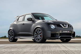 Le Nissan Juke-R 2.0 en production?