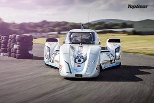 La Nissan Zeod RC chez Top Gear