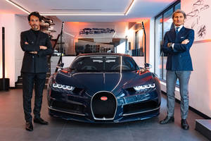 Nouvelle concession Bugatti à Paris