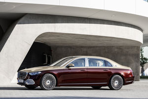 Nouvelle Mercedes-Maybach Classe S
