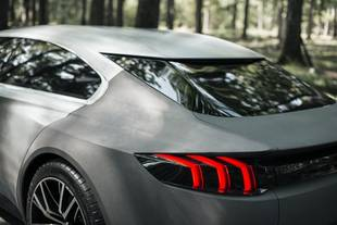 Peugeot Exalt : nouvelle version