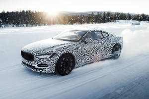 Polestar 1: test grand froid réussi