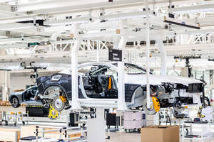 Polestar 2 : production lancée