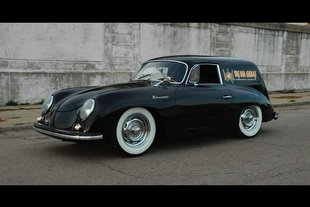 Porsche 356 Kruezer : la 356 Shooting Brake