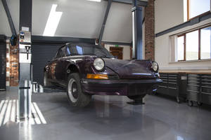 Le salon de Lyon fête les 40 ans de la Porsche 911.