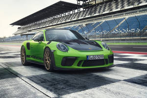 Porsche 911 GT3 RS : pack Weissach