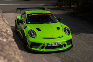 La Porsche 911 (991.2) GT3 RS revue par Manthey Racing