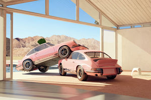 Art automobile : Chris Labrooy et la Porsche 911