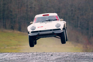 La Porsche 911 Reimagined by Singer ACS entre en action