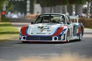 Porsche à l'honneur à Goodwood