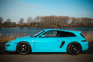 Insolite : Porsche Boxster Shooting Brake