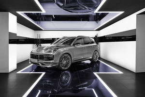 TechArt booste le Porsche Cayenne