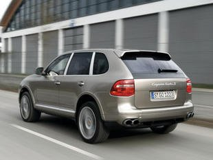 Porsche Cayenne Turbo S :forme olympique