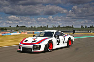 Porsche GT2 Supersportscar Weekend