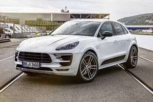 Packs Sport TechArt pour le Macan