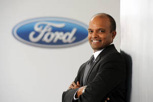 Raj Nair quitte Ford North America