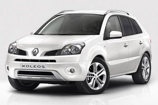 Koleos White Edition