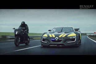 Renault R.S.01 Interceptor : pour le fun